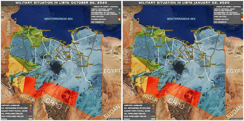 EРДОГАН ПРЕТРПЕО ТЕЖАК ПОРАЗ У ЛИБИЈИ: Сирт одбрањен, ништа од нео-отоманских снова Анкаре